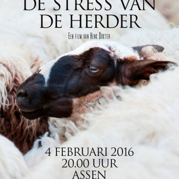 Film 'stress van de herder'